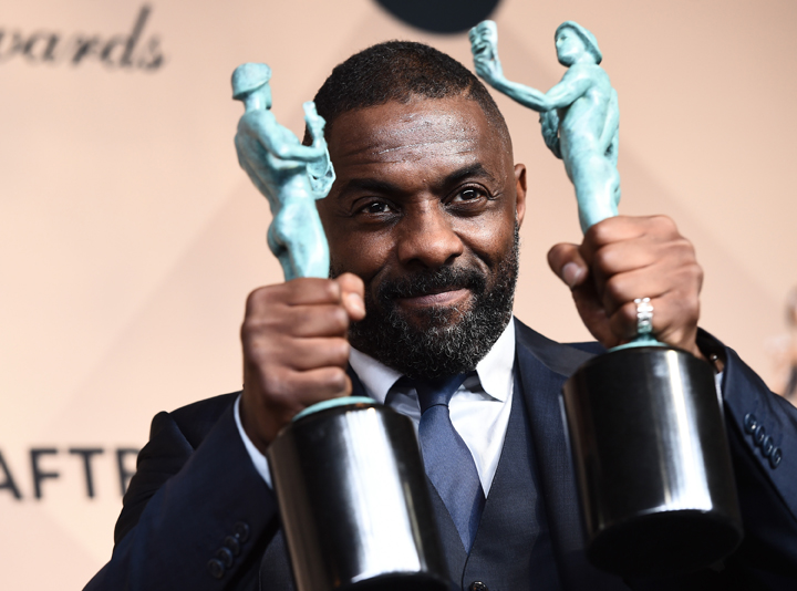 Game Changer - Idris Elba